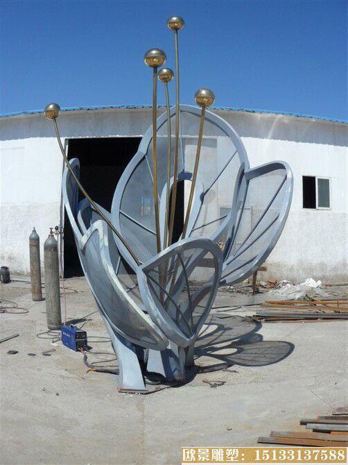 不锈钢雕塑111